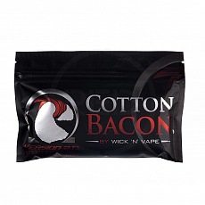 Wick 'N' Vape Cotton Bacon